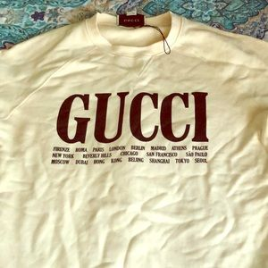 Gucci City Sweater